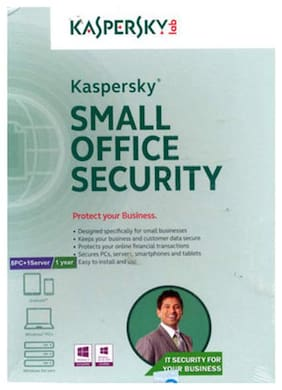 Kaspersky Small Office Security (5 PC/1 Year)