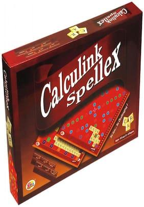 Ekta Calculink Spellex Board Game