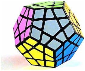 Shengshou Megaminx Black Base Puzzle