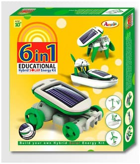 Annie 6 In 1 Hybrid Solar Energy Educational Kit Series 1