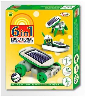 Annie 6 In 1 Hybrid Solar Energy Educational Kit Series 1