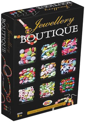 Ekta Jewellery Boutique Fun Game