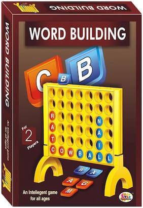 Ekta Word Building (Family Game)