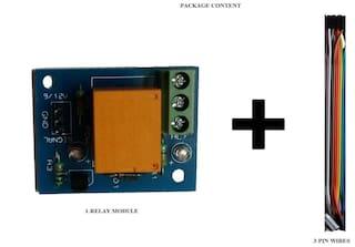 1-Channel 12V Relay Module