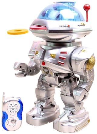 30.48 cm (12 Inch) Robot IR Radio Control RC Racing Car Kids Toys Toy Gift Remote -85