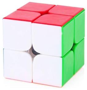 2 x 2 High Speed Stickerless Magic Rubik Cube By Signomark