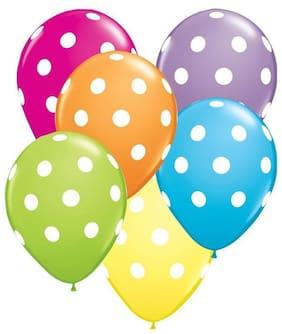 20 pcs POLKA DOT BALLOONS For Party Decoration