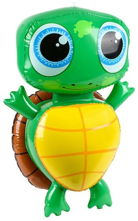 """24"""" Turtle Boy Inflatable - Adorable Inflate Blow Up Toy Party Decoration"""