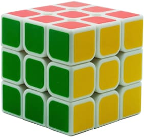 3*3*3 Magic Cube Printed Smooth Speedy Move