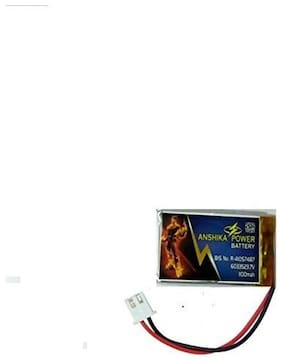 3.7 V 1100 mAh LiPo Rechargable Battery For RC Helicopter, Bluetooth, DIY