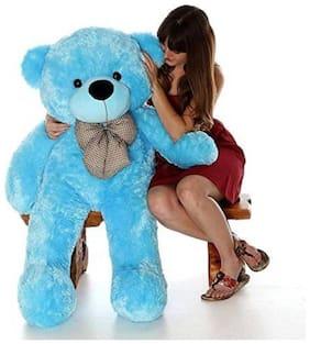 3 ft Soft Teddy Bear For Gift Sky Blue