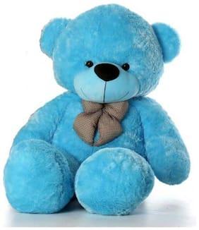 Gking Blue Teddy Bear - 91 cm