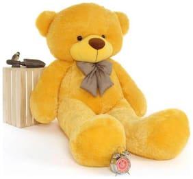 3 ft Stuffed Spongy Hugable Cute Teddy Bear Cuddles Soft Toy For Return Gift