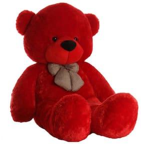 Gking Red Teddy Bear - 91 cm