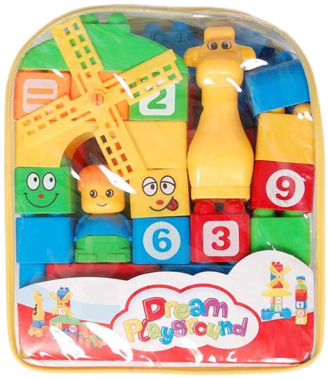 35pcs. Building Blocks for kids by New Pinch