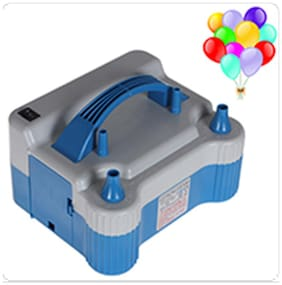 4s Dual Nozzle Electric Balloon Pump