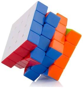 4x4x4x4 High Speed Stickerless Magic Rubic Cube By Signomark