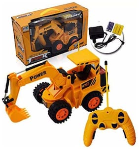 5 Channel Remote Control Excavator Super Truck