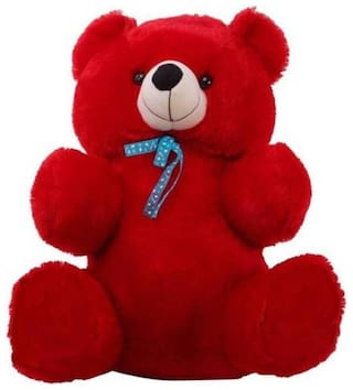 Red Teddy Bear 5 Feet, Buy Gking Red Teddy Bear 218 Cm Online At Low Prices In India Paytmmall Com