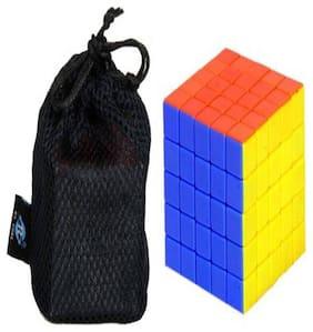 5 x5 x5 High Speed Stickerless Magic Rubic Cube By Signomark