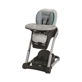 6-in-1 Convertible High Chair Seating System, Sapphire