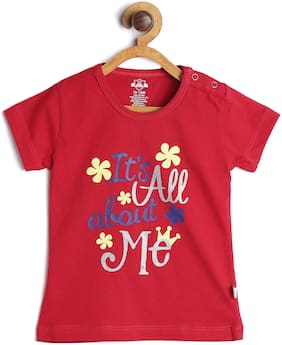 612 League Baby Tops (Red)