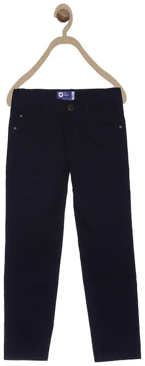 612 League Boy's Slim fit Jeans - Black