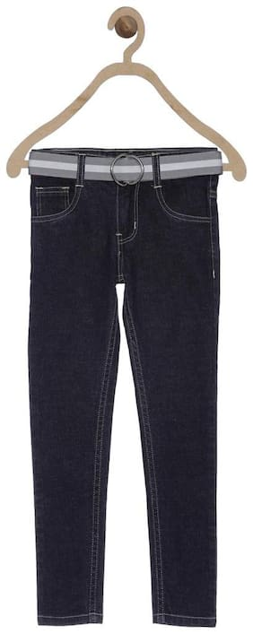 612 League Boy's Slim fit Jeans - Blue