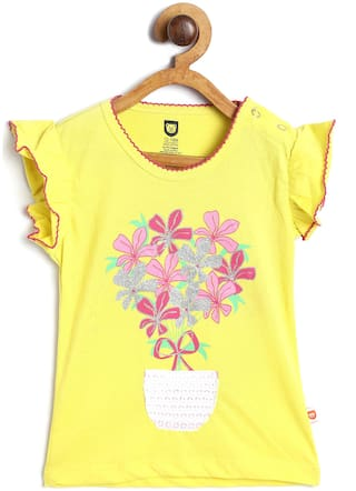 612 League Baby Tops (Yellow)