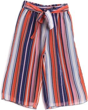 612 League Girl Cotton Printed Regular shorts - Multi