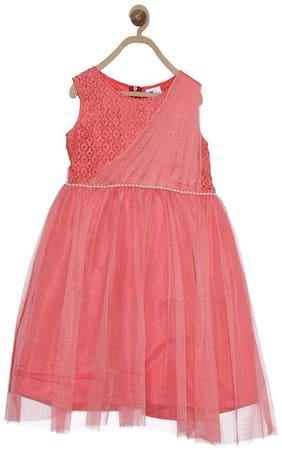 612 League Girls Pink PARTY DRESS