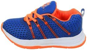 Seventy Seven Orange Boys Sport shoes