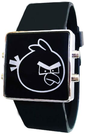 A Avon Angry Birds Design Digital LED Watch For Kids - 1001476