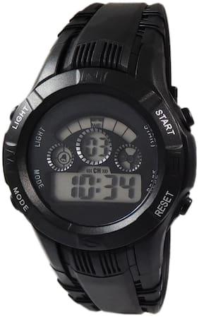 A Avon Digital Black Dial Kids Watch - For Boys & Girls - 2002201