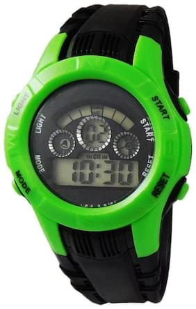 A Avon Green_Black Digital Sports Watch For Kids - 2001826