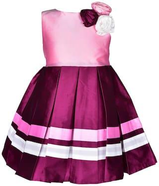 A Little Fable Rosette Dress (3-4Y)