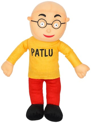 Aarushi Patlu Soft Toy