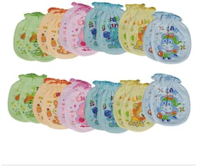 AARUSHI Multi Booties For Infants
