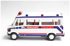 Ablegate Centy pull along ambulance toy for kids