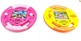 Ablegate Collection Car Steering Puzzle Water Toy Game For Kids