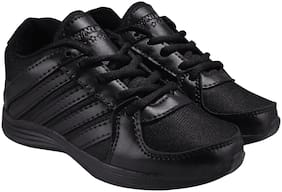 Action Black Boys Sport shoes