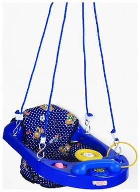 Natraj Activity Swing -Blue