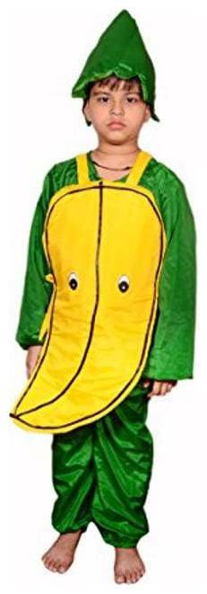 AD Banana Kids Costume