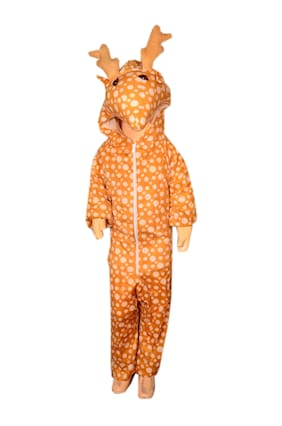 AD Deer fancy dress for kids| Deer costumes| |high quality material|Use for school competitions, Events, Annual Functions.