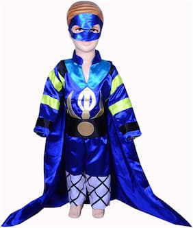 AD FLYING JATT fancy dress for kids| FLYING JATT costumes| |high quality material|Use for school competitions, Events, Annual Functions.