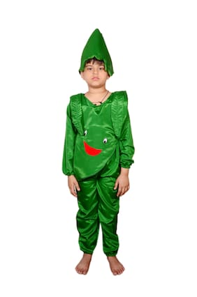 AD GREEN CHILLI FANCY DRESS FOR 8-9 YEAR KIDS|GREEN CHILLI COSTUMES| USE FOR SCHOOL COMPETETIONS,EVENTS & ANNUAL FUNCTIONS