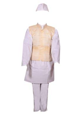 AD Jawaharlal Nehru Dresses | Jawaharlal Nehru fancy dress for kids,National Hero Costume for Independence Day/Republic Day/,National Hero