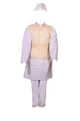 AD Jawaharlal Nehru Dresses | Jawaharlal Nehru fancy dress for kids,National Hero Costume for Independence Day/Republic Day/,National Hero /Annual function