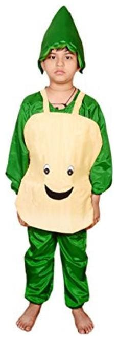 AD Potato Kids Costume