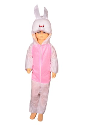 AD Rabbit fancy dress for kids| Rabbit costumes| |high quality material|Use for school competitions, Events, Annual Functions.